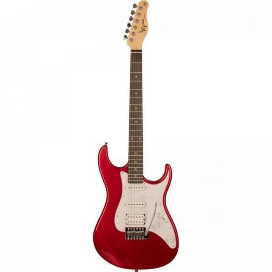 Guitarra Woodstock TG-520 Candy Apple TAGIMA
