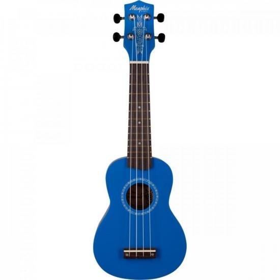 Ukulele Soprano Honu Daphine Blue MEMPHIS (73357)