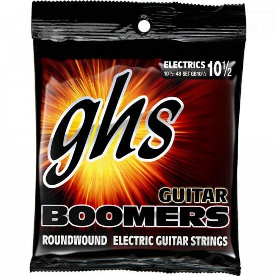 Encordoamento p/ Guitarra Guitar Boomers 010.5/048 GHS (73491)