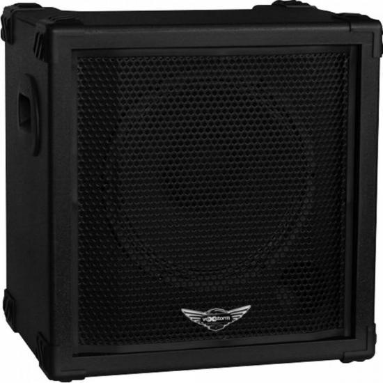 Cubo para Baixo 75W Top Bass CB125 Preto VOXSTORM (73613)