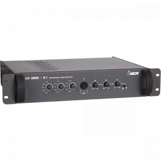 Amplificador de Potência 700W RMS DX2800 NCA (73739)