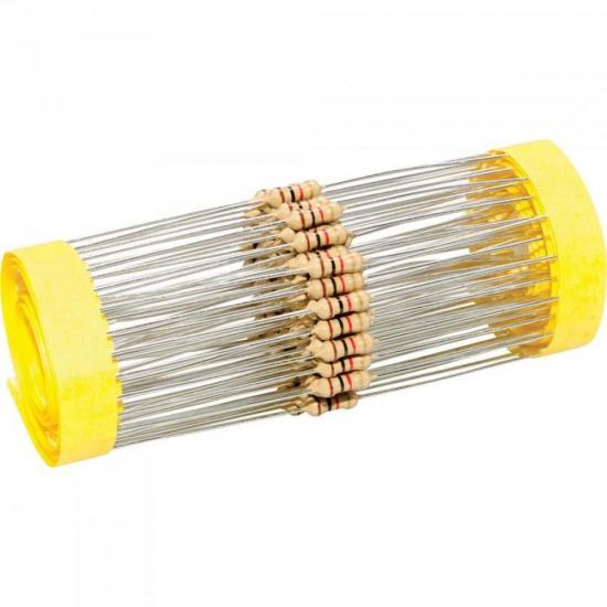 Resistor Metal Film 3W 10K PR-03 GENÉRICO