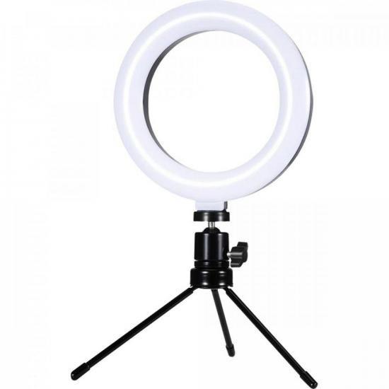 Ring Light de Mesa LED 6