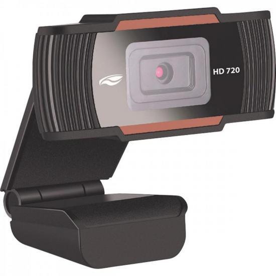 Webcam USB HD 720p WB-70BK Preto C3TECH (74634)