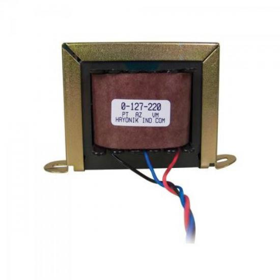 Transformador 12+12VAC 127/220VAC 1,8A 12/3 HAYONIK