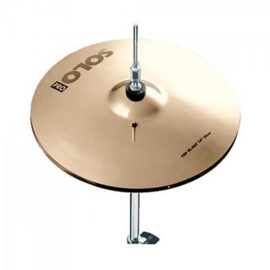 Chimbal Hi-Hat Solo Pro 14