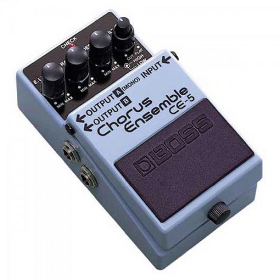 Pedal CE5 Chorus Essemble Azul BOSS